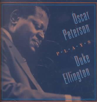 OSCAR PETERSON PLAYS DUKE ELLINGTON BY PETERSON,OSCAR (CD)